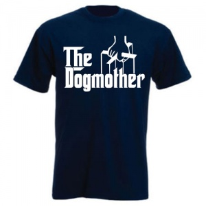 Unisex Slogan T-Shirt - The Dogmother