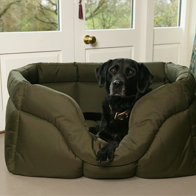 waterproof dog beds rectangular