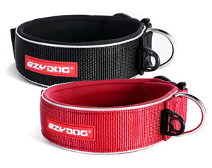 EzyDog Neo Wide Dog Collar
