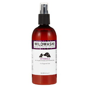 WildWash Pro Detangle Spray